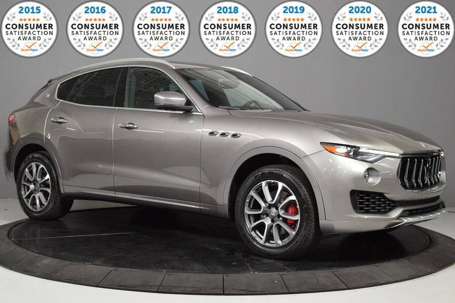 2017_Maserati_Levante__ Glendale Heights IL