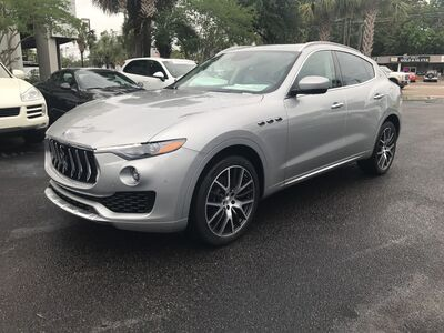 2017_Maserati_Levante_Base_ Charleston SC