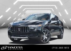2017_Maserati_Levante_Luxury Package Panoramic Roof Driver Assist MSRP $85500!_ Houston TX