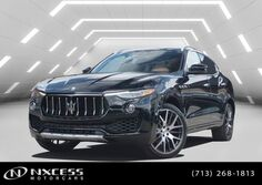 Maserati Levante Luxury Package Panoramic Roof Driver Assist MSRP $85500! 2017