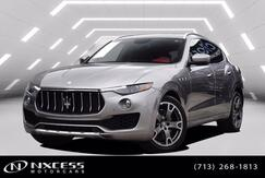 2017_Maserati_Levante_S Blind Spot Navigation Backup Camera Extra Clean!_ Houston TX