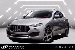 Maserati Levante S Blind Spot Navigation Backup Camera Extra Clean! 2017