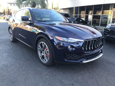 2017_Maserati_Levante_S_ Charleston SC