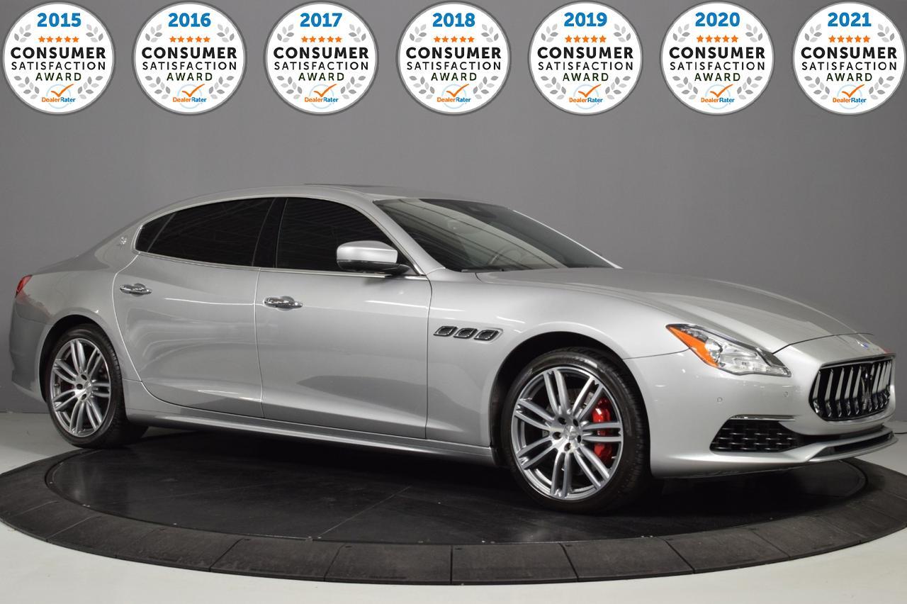 2017 Maserati Quattroporte S GranLusso Glendale Heights IL