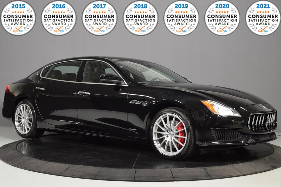 2017_Maserati_Quattroporte_S GranSport_ Glendale Heights IL
