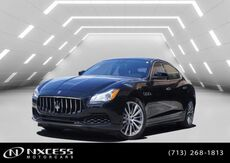 2017_Maserati_Quattroporte_S HARMON KARDON EXTRA CLEAN LOW MILES MUST SEE!_ Houston TX