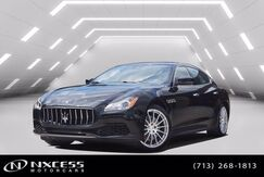 2017_Maserati_Quattroporte_S Low Miles Navigation Roof warranty!_ Houston TX