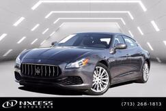 2017_Maserati_Quattroporte_S Navi Roof Blind Spot Backup Camera Keyless Start._ Houston TX