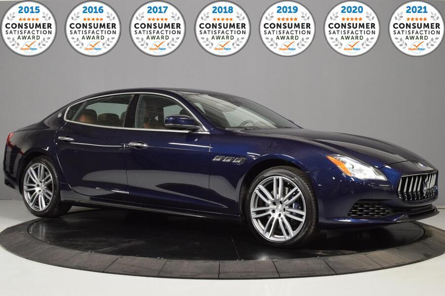 2017_Maserati_Quattroporte_S Q4_ Glendale Heights IL