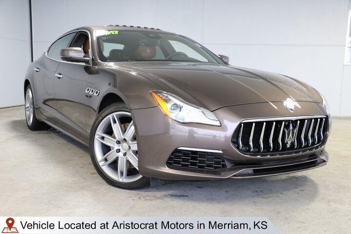 2017 Maserati Quattroporte S Q4 GranLusso Kansas City KS