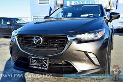 2017_Mazda_CX-3_Touring / Hatchback / AWD / Automatic / Heated Leather Seats / Sunroof / Bose Speakers / Bluetooth / Back Up Camera / Push Button Start / Keyless Entry / 32 MPG / 1-Owner_ Anchorage AK