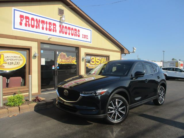 2017 Mazda CX-5 Grand Touring AWD Middletown OH