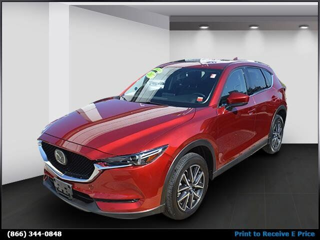 Bay Ridge Mazda >> 2017 Mazda Cx 5 Grand Touring