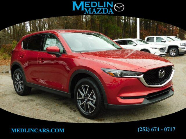 2017 Mazda CX-5 Grand Touring Wilson NC