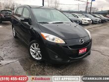 2017_Mazda_MAZDA5_GT   ONE OWNER   LEATHER   ROOF_ London ON