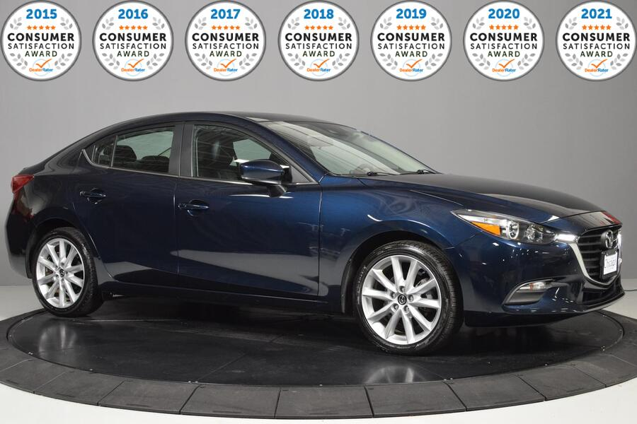 2017_Mazda_Mazda3 4-Door_Touring_ Glendale Heights IL
