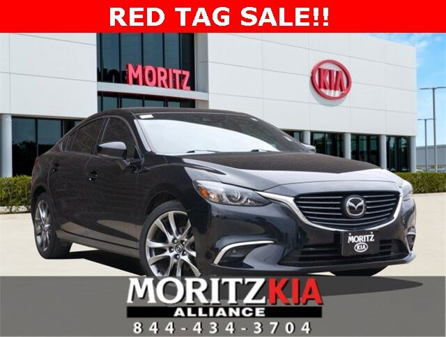 2017 Mazda Mazda6 Grand Touring Fort Worth TX