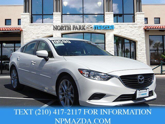 2017 mazda mazda6 touring san antonio tx 15502576. Black Bedroom Furniture Sets. Home Design Ideas