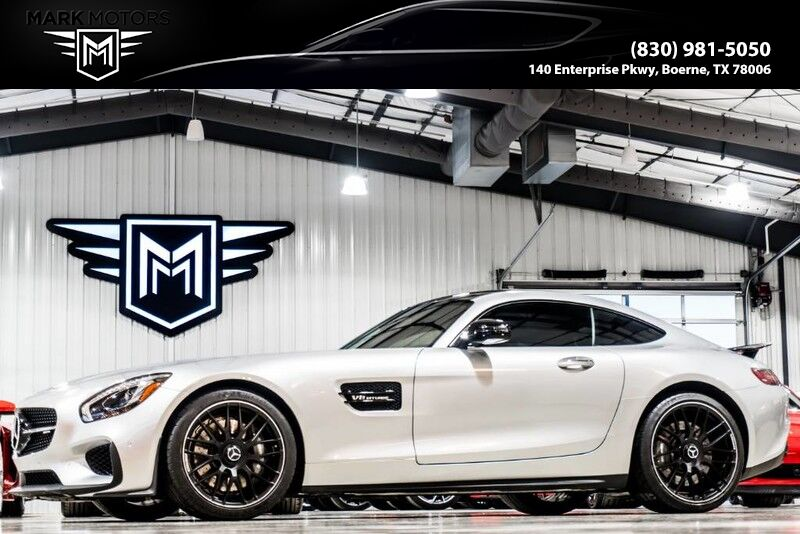 2016 Mercedes Benz Amg Gt S In Boerne Tx >> Vehicle Details 2017 Mercedes Benz Amg Gt At Mark Motors Boerne