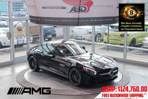 2017_Mercedes-Benz_AMG GT_Coupe_ Chantilly VA