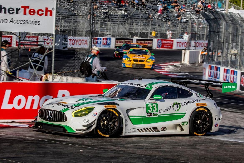 2017 Mercedes-Benz AMG GT3 Race Car Wynn's Famous GT3 Race Car Tomball TX