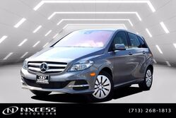 Mercedes-Benz B-Class B 250e Only 6K Miles Factory Warranty! 2017