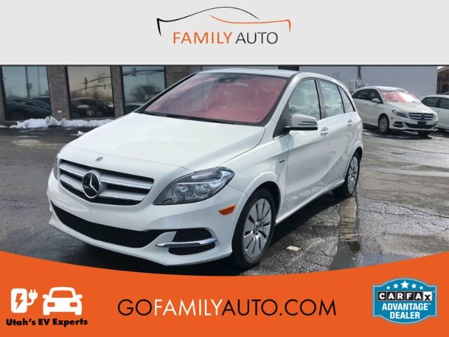 2017 Mercedes-Benz B-Class B250 Electric Pleasant Grove UT