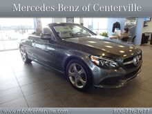2017_Mercedes-Benz_C_300 4MATIC® Cabriolet_ Centerville OH