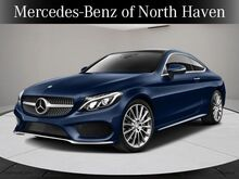 2017_Mercedes-Benz_C_300 4MATIC® Coupe_ North Haven CT