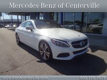 2017_Mercedes-Benz_C_300 4MATIC® Coupe_ Centerville OH