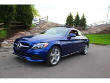 2017 Mercedes-Benz C 300 4MATIC® Coupe Merriam KS