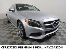 2017_Mercedes-Benz_C_300 4MATIC® Coupe_ Wilmington DE