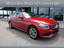 2017_Mercedes-Benz_C_300 4MATIC® Sedan_ Centerville OH