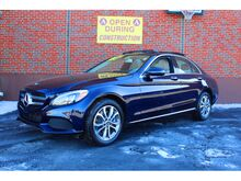 2017_Mercedes-Benz_C_300 4MATIC® Sedan_ Merriam KS