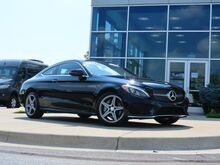 2017_Mercedes-Benz_C_300 4MATIC® Coupe_ Kansas City KS