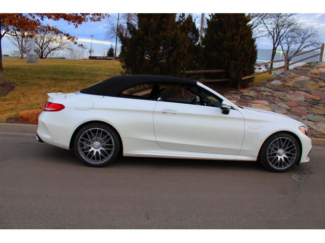 2017 Mercedes-Benz C 63 AMG® Cabriolet Kansas City KS