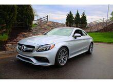 2017 Mercedes-Benz C 63 AMG® Coupe Merriam KS