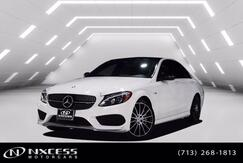 2017_Mercedes-Benz_C-Class_AMG C 43 Designo Package Only 11K Miles MSRP $68K_ Houston TX