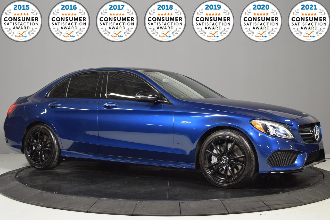 2017 Mercedes-Benz C-Class AMG C 43 Glendale Heights IL