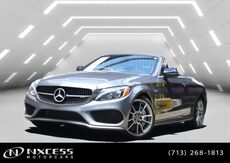 2017_Mercedes-Benz_C-Class_AMG C 43_ Houston TX