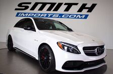 Mercedes-Benz C-Class AMG C 63 S $10K OPTIONS, PREMIUM 3 PKG, AMG NIGHT PKG, AMG WHEELS 2017