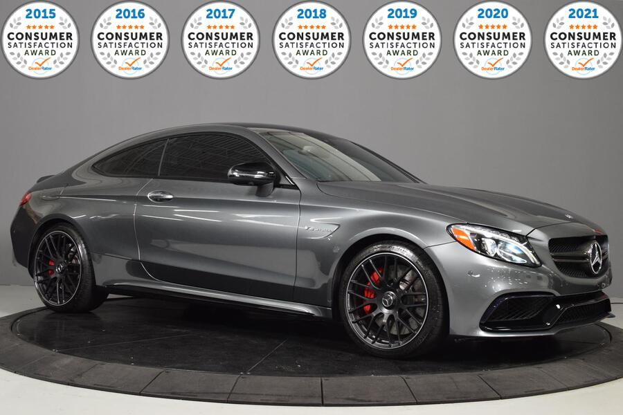 2017_Mercedes-Benz_C-Class_AMG C 63 S_ Glendale Heights IL