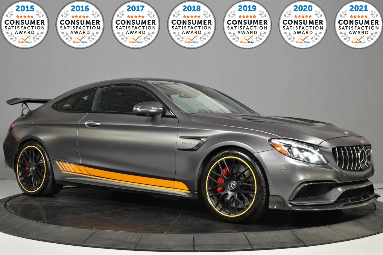 2017 Mercedes-Benz C-Class AMG C 63 S Glendale Heights IL