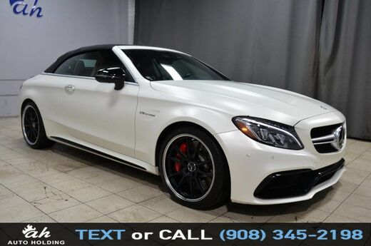2017 Mercedes-Benz C-Class AMG C 63 S Hillside NJ