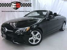 2017_Mercedes-Benz_C-Class_C 300 4Matic Cabriolet_ Maplewood MN