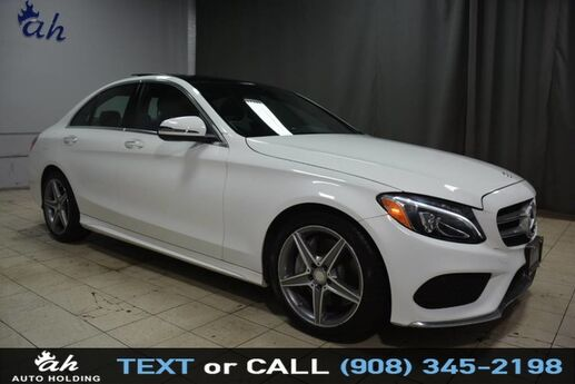 2017 Mercedes-Benz C-Class C 300 4matic Sport Hillside NJ