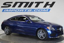 Mercedes-Benz C-Class C 300 Coupe $7K OPTIONS, BACK UP CAMERA, HEATED SEATS, PANO 2017