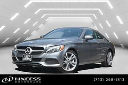 Mercedes-Benz C-Class C 300 Keyless Go, Blind Spot Assist, Rear View Monitor, Heated Seats - Front 2017