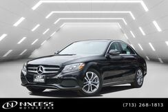 2017_Mercedes-Benz_C-Class_C 300 Navi Rear View Monitor, Panorama Warranty._ Houston TX