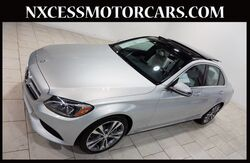 2017_Mercedes-Benz_C-Class_C 300 PREMIUM/HEATED PKG PANO-ROOF NAVIGATION 1-OWNER._ Houston TX